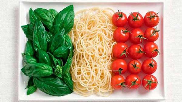 GE.FO. nutrition Srl: piatto tricolore
