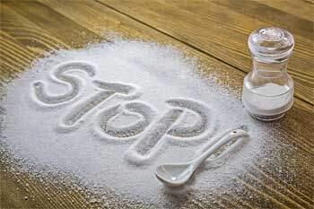 GEFO nutrition Srl: stop all'eccessivo consumo di sale