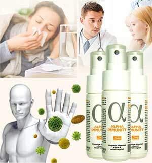 GE.FO. nutrition Srl: Alpha Immunity Spray