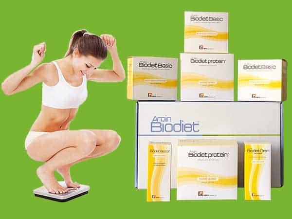 GE.FO. nutrition Srl: Metodo Dimagrante AMIN BIODIET®